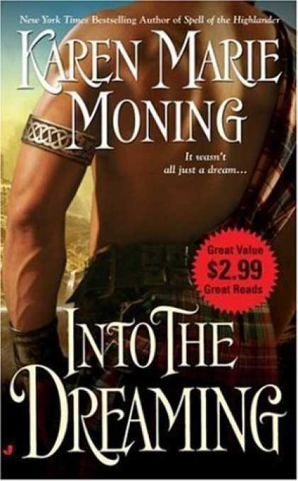 Bestsellers (2006) - Into the Dreaming by Karen Marie Moning