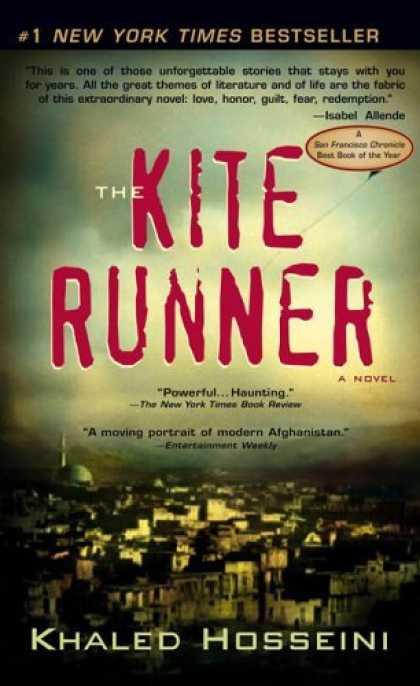 Bestsellers (2006) - The Kite Runner by Khaled Hosseini