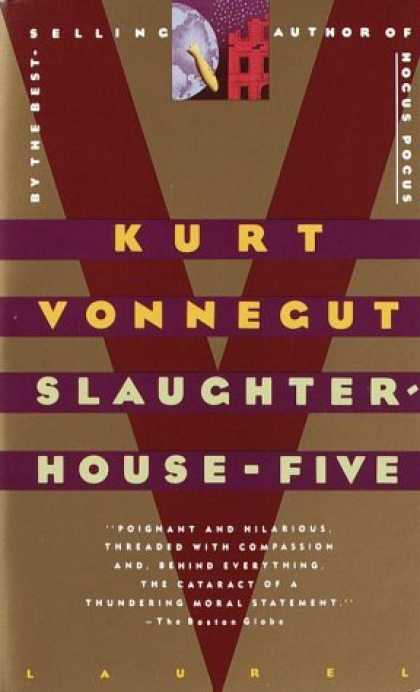 Bestsellers (2006) - Slaughterhouse-Five by Kurt Vonnegut