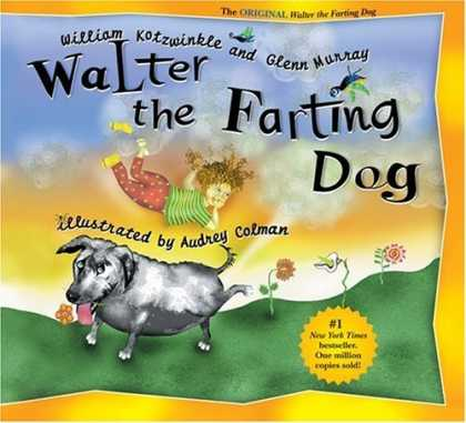 Bestsellers (2006) - Walter, the Farting Dog (Walter the Farting Dog) by William Kotzwinkle