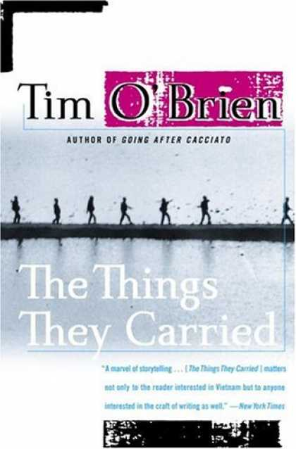 Bestsellers (2006) - The Things They Carried by Tim O'Brien