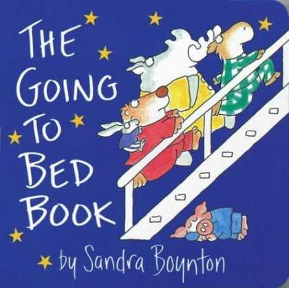 Bestsellers (2006) - The Going-To-Bed Book by Sandra Boynton
