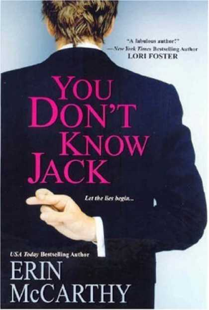 Bestsellers (2006) - You Don't Know Jack by Erin McCarthy