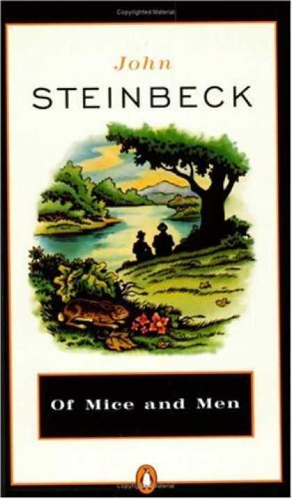 Bestsellers (2006) - Of Mice and Men (Penguin Great Books of the 20th Century) by John Steinbeck