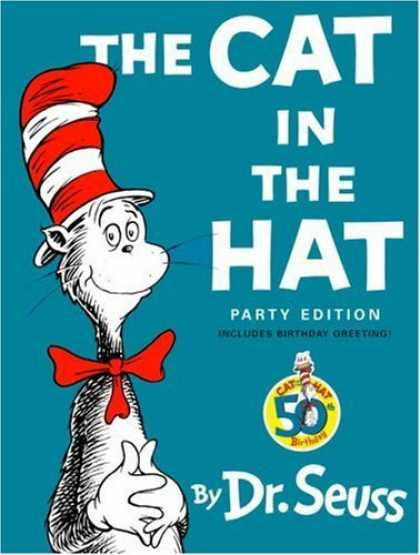 Bestsellers (2006) - The Cat in the Hat by Dr. Seuss