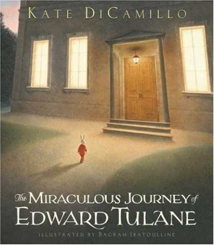 Bestsellers (2006) - The Miraculous Journey of Edward Tulane by Kate Dicamillo