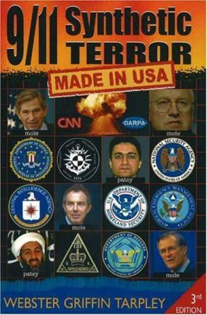 Bestsellers (2006) - 9/11 Synthetic Terror: Made in USA, Third Edition by Webster Griffin Tarpley