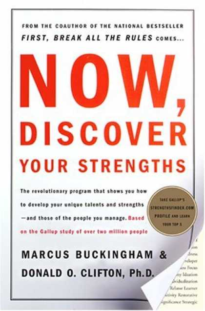 Bestsellers (2006) - Now, Discover Your Strengths by Marcus Buckingham
