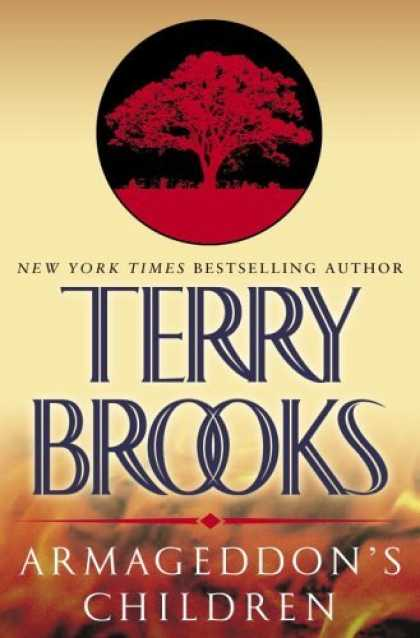 Bestsellers (2006) - Armageddon's Children by Terry Brooks