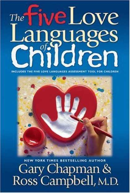 Bestsellers (2006) - The Five Love Languages of Children by Gary Chapman