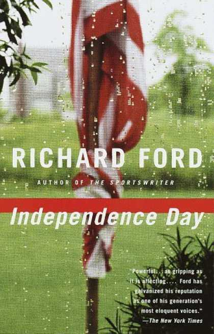 Bestsellers (2006) - Independence Day by Richard Ford