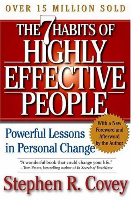 Bestsellers (2006) - The 7 Habits of Highly Effective People by Stephen R. Covey
