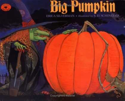 Bestsellers (2006) - Big Pumpkin by Erica Silverman