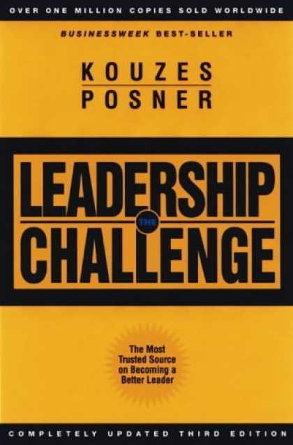 Bestsellers (2006) - The Leadership Challenge, 3rd Edition by James M. Kouzes
