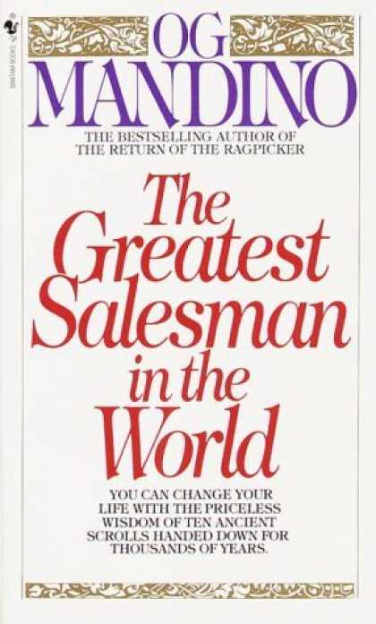 Bestsellers (2006) - The Greatest Salesman in the World by Og Mandino