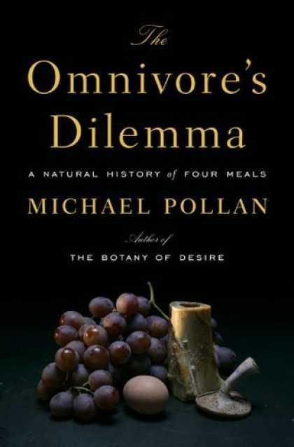 Bestsellers (2006) - Omnivore's Dilemma by Michael Pollan
