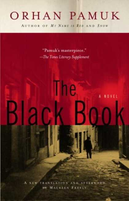 Bestsellers (2006) - The Black Book by Orhan Pamuk