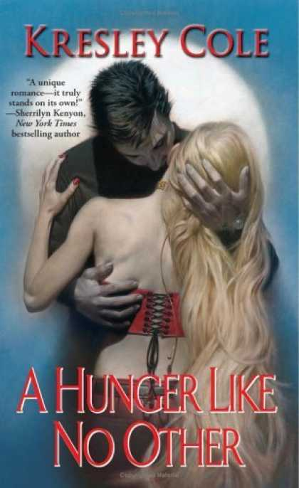 Bestsellers (2006) - A Hunger Like No Other (The Immortals After Dark Series, #1) by Kresley Cole