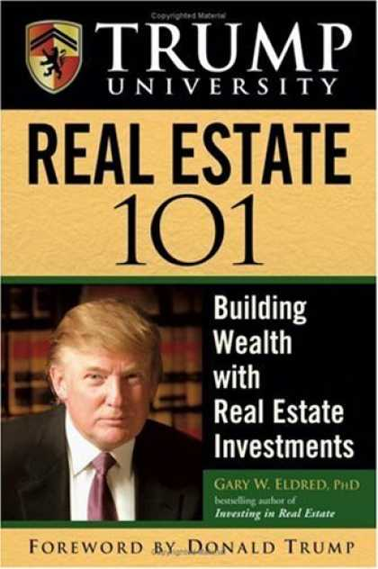 Bestsellers (2006) - Trump University Real Estate 101: Building Wealth With Real Estate Investments b
