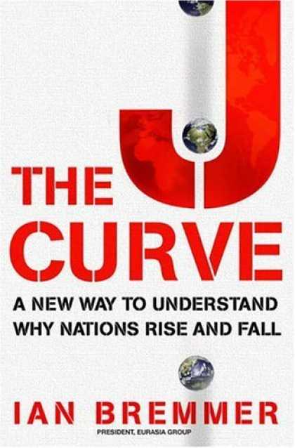 Bestsellers (2006) - The J Curve: A New Way to Understand Why Nations Rise and Fall by Ian Bremmer
