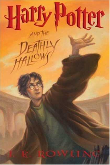 Bestsellers (2007) - Harry Potter and the Deathly Hallows (Book 7) by J. K. Rowling