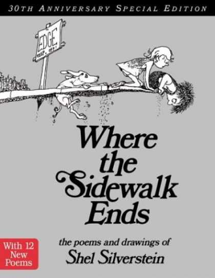Bestsellers (2007) - Where the Sidewalk Ends 30th Anniversary Edition: Poems and Drawings