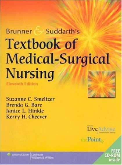 Bestsellers (2007) - Brunner and Suddarth's Textbook of Medical-Surgical Nursing (Brunner & Suddarth'