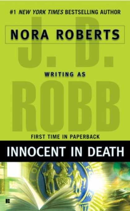 Bestsellers (2007) - Innocent In Death by J.D. Robb