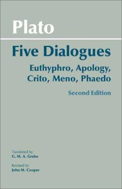 Bestsellers (2007) - Five Dialogues by Plato