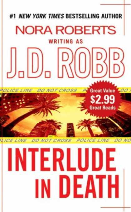 Bestsellers (2007) - Interlude In Death by J.D. Robb