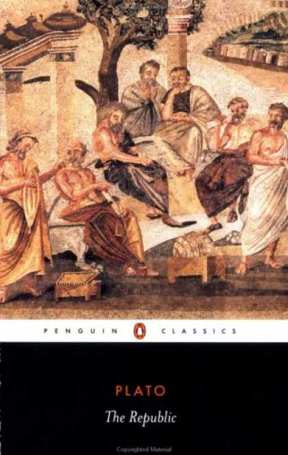 Bestsellers (2007) - The Republic (Penguin Classics) by Plato