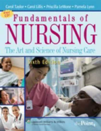 Bestsellers (2007) - Fundamentals of Nursing: The Art and Science of Nursing Care (Fundamentals of Nu