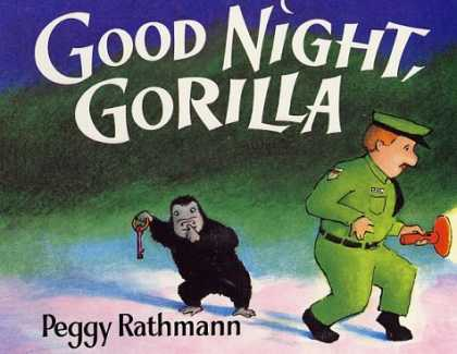 Bestsellers (2007) - Good Night, Gorilla by Peggy Rathmann