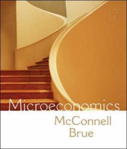 Bestsellers (2007) - Microeconomics by Campbell R McConnell