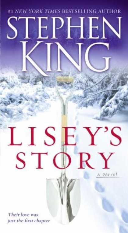 Bestsellers (2007) - Lisey's Story: A Novel by Stephen King