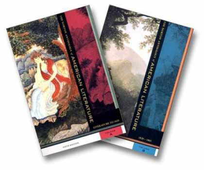 Bestsellers (2007) - The Norton Anthology of American Literature, Package 1: Volumes A-B