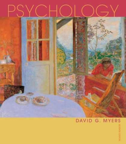 Bestsellers (2007) - Psychology by David G. Myers