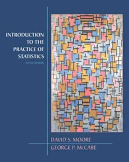 Bestsellers (2007) - Introduction to the Practice of Statistics w/CD-ROM by David S. Moore