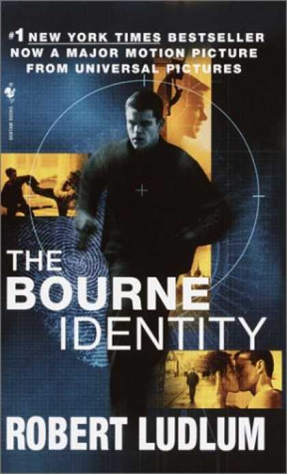 Bestsellers (2007) - The Bourne Identity (Bourne Trilogy, Book 1) by Robert Ludlum