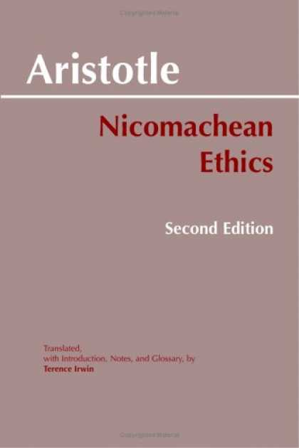 Bestsellers (2007) - Nicomachean Ethics by Aristotle