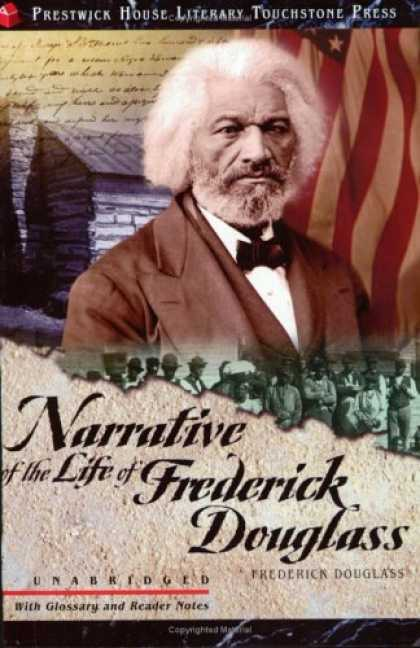 Bestsellers (2007) - Narrative of the Life of Frederick Douglass by Frederick Douglass
