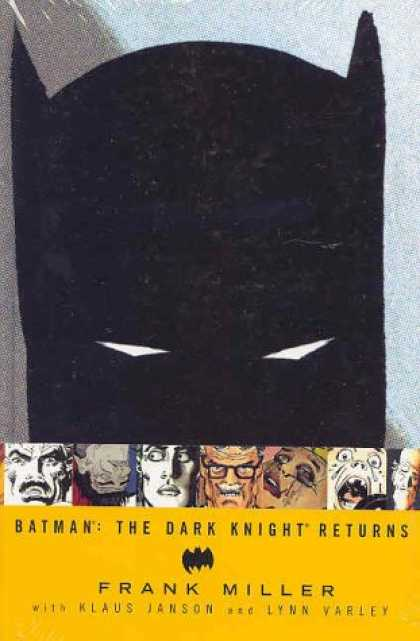 Bestsellers (2007) - Batman: The Dark Knight Returns (Tenth Anniversary Edition) by Frank Miller