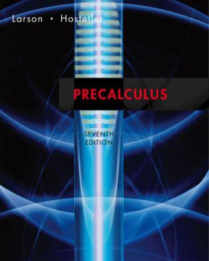 Bestsellers (2007) - Precalculus by Ron Larson