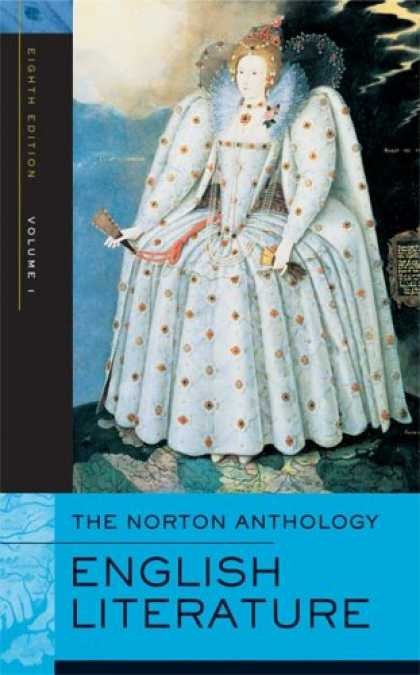 Bestsellers (2007) - The Norton Anthology of English Literature, Volume 1: The Middle Ages through th