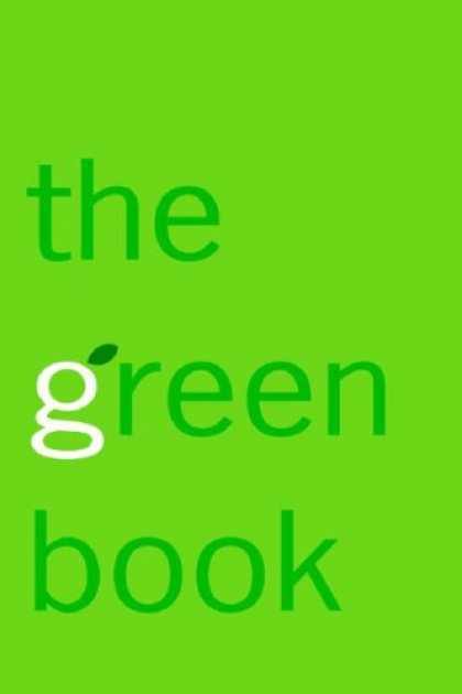 Bestsellers (2007) - The Green Book: The Everyday Guide to Saving the Planet One Simple Step at a Tim