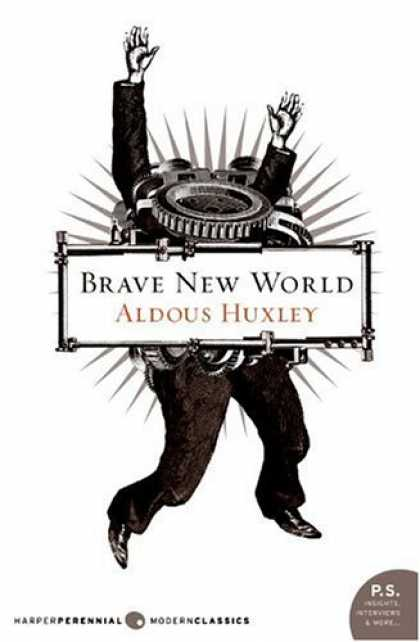 Bestsellers (2007) - Brave New World (P.S.) by Aldous Huxley