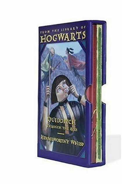 Bestsellers (2007) - Harry Potter Schoolbooks Box Set: From the Library of Hogwarts: Fantastic Beasts