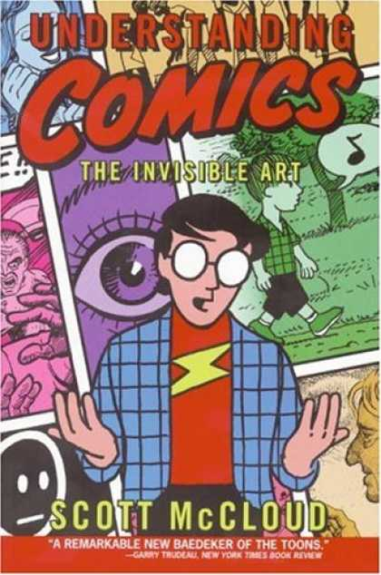 Bestsellers (2007) - Understanding Comics: The Invisible Art by Scott Mccloud