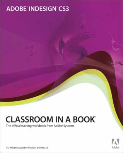 Bestsellers (2007) - Adobe InDesign CS3 Classroom in a Book by Adobe Creative Team