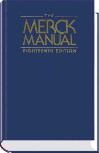 Bestsellers (2007) - The Merck Manual 18th Edition by Mark H. Beers